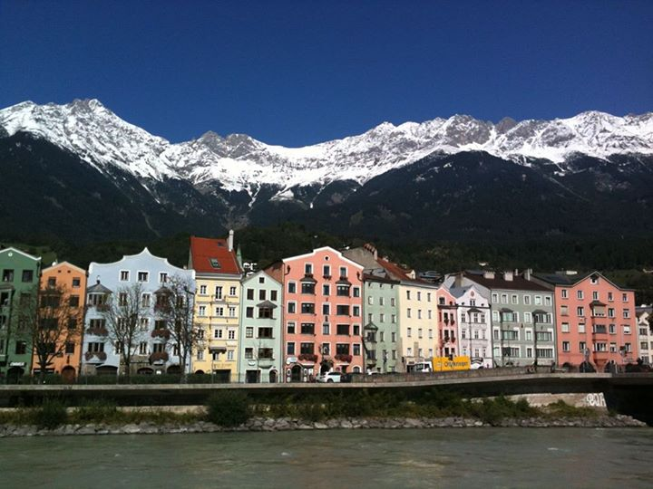 Beautiful Innsbruck