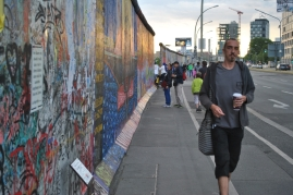 THe Eastside Gallery
