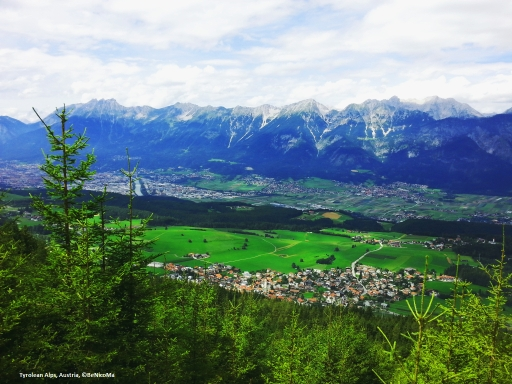 Tyrolean Alps