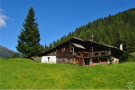 The hike to Lake Obernberg