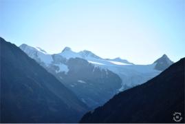 Glacier of Stubai