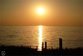 Golden Hour on Truro Beach
