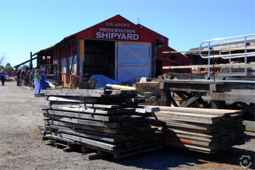 Historic Shipyard Mystic