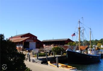 Historic Shipyard Mystic