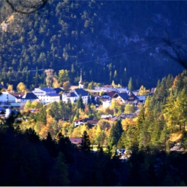 Scharnitz Village