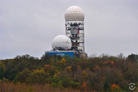 Surveillance of the past, Teufelsberg
