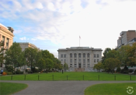 Harvard Medical School in Boston