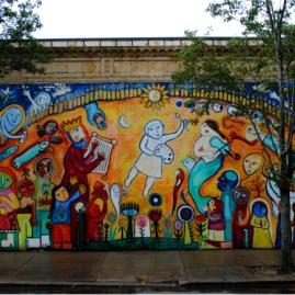Cambridge streetart
