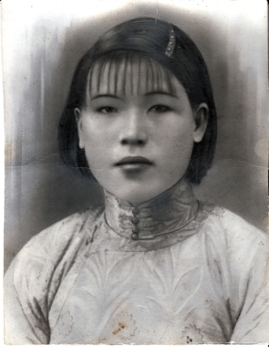 Chao Ti Ling, with 16 years in China - We just called her Madga