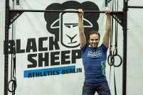 Mark, Mitgründer von Black Sheep Athletics Berlin im Profil