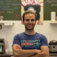 Mark, Mitgründer von Black Sheep Athletics Berlin im Profil